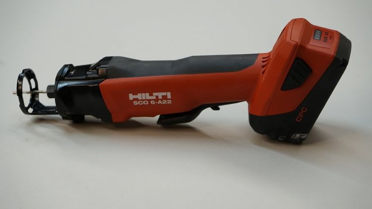 Hilti 22V Cordless Cut Out-Tool SCO 6-A22