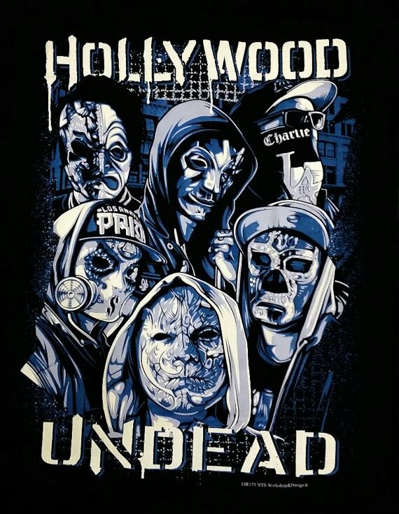 Hollywood never undead