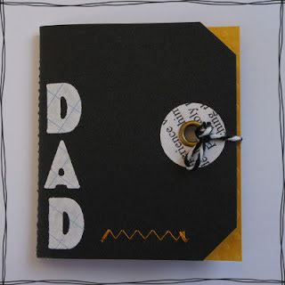 Mini Tag book Father's Day Card an #inlinkz linkup!http://playasugo.blogspot.com/2015/06/sunday-summery-week-22-and-23-2015.html