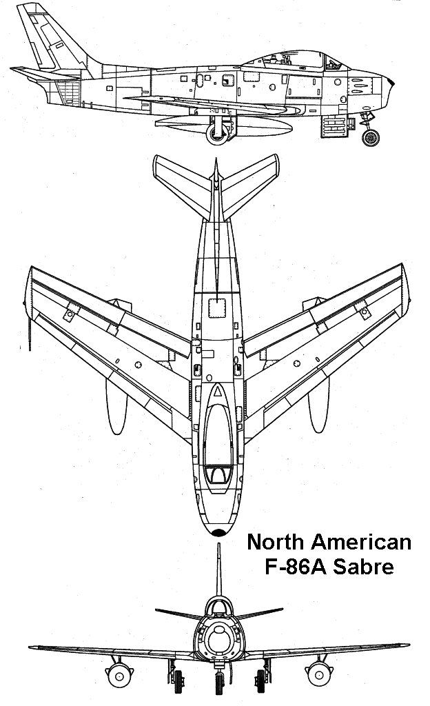 Military Aircrafts Designs And Concepts Page 4 F 86