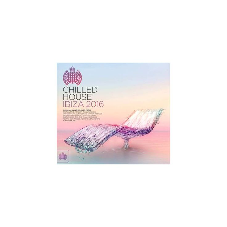 Various Artists - Chilled House Ibiza 2016 (CD)