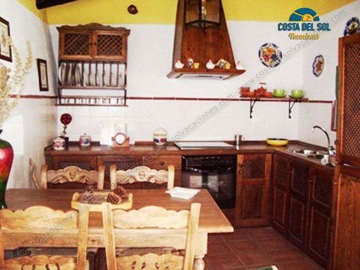 Casa Rural en una aldea de Frigiliana con piscina climatizada - 2