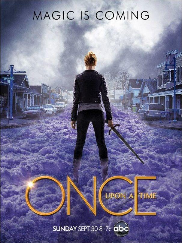 Magic is Coming!  #OnceUponATime
