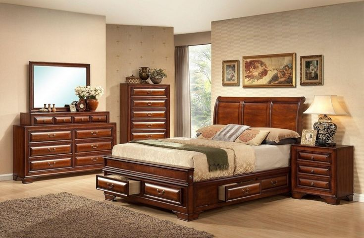 Cheap Bedroom Sets With Mattress T56