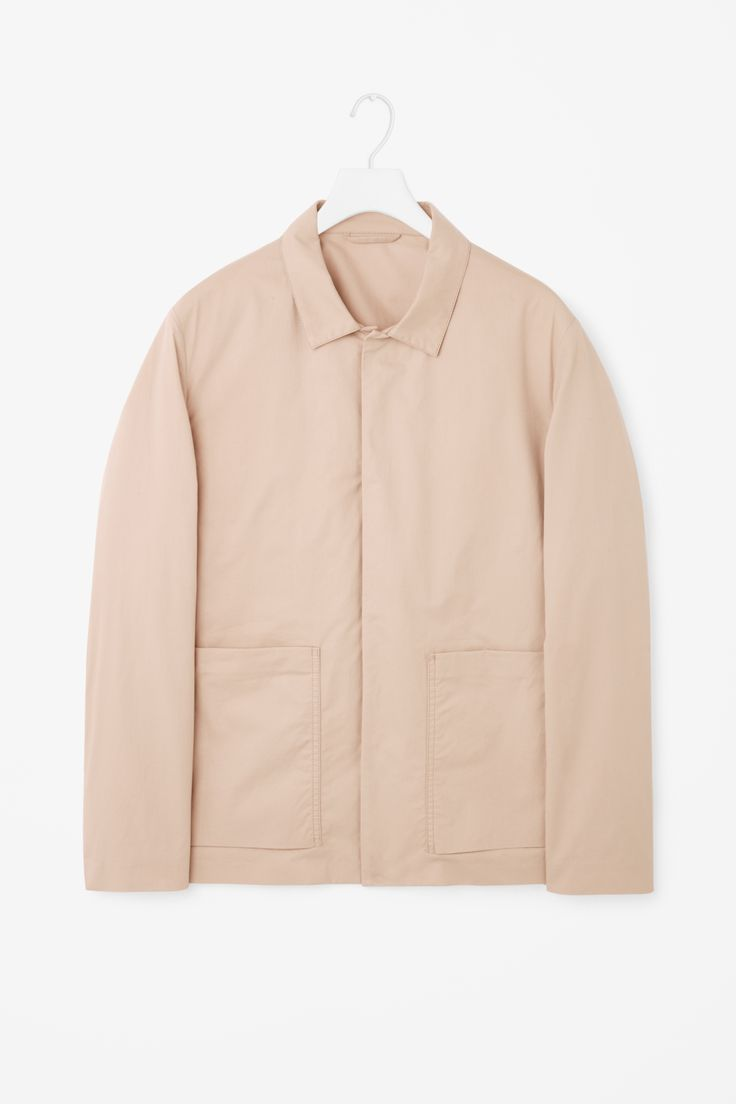 COS | Jacket with large pockets