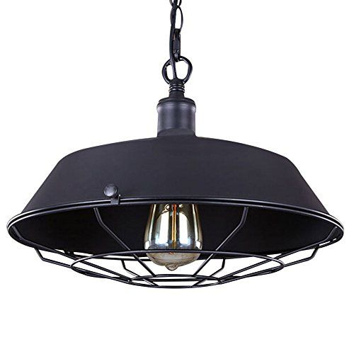 American Industrial Style Loft Cafe Restaurant Retro Mini CafeIndustrial Ceiling LightsVintage