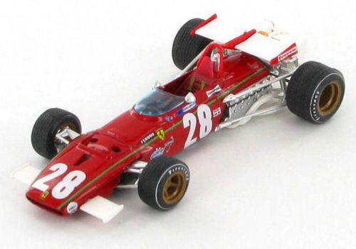Ferrari-312-Ignazio-Giunti-GP-Belgium-1970-1-43