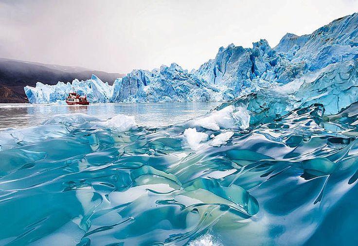 glaciares Glaciar Grey