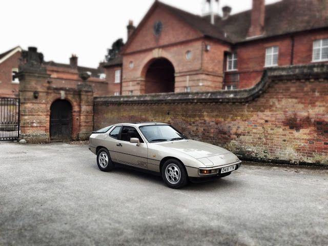 1986 Porsche 924S