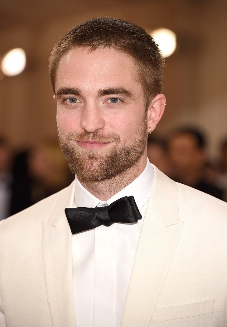 Pin for Later: Feast Your Eyes on All the Handsome Celebrity Guys at the Met Gala Robert Pattinson
