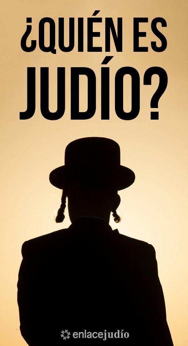 Quién es judío? | Ser judio, Judios, Religión