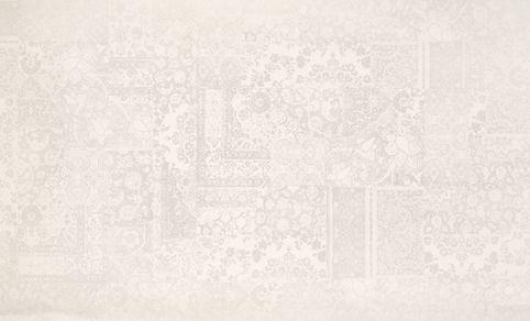 hilite white patch metalxxl-decor pe gresie portelanata cu dimensiuni de: 3x1,5 m; 1,5x1,5 m; 1,5x0,75 m.  Contact: office@lastreceramice.ro