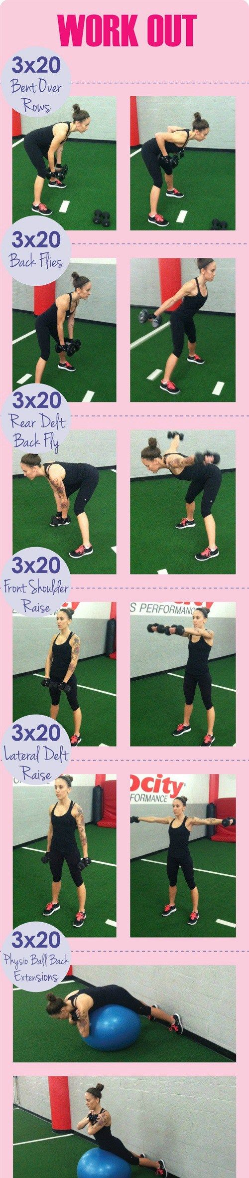 Perfect your posture with these easy workouts!