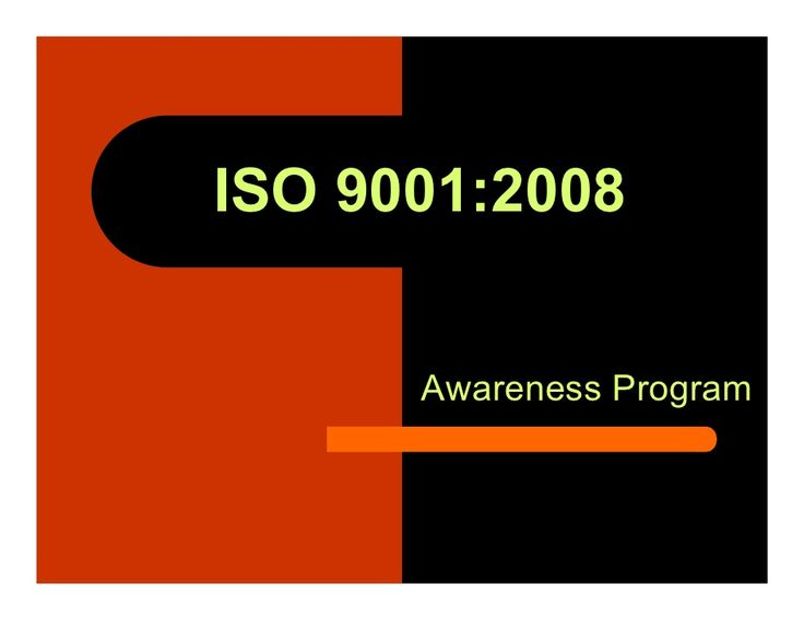 Internal Quality Management System Audit Checklist Iso ...