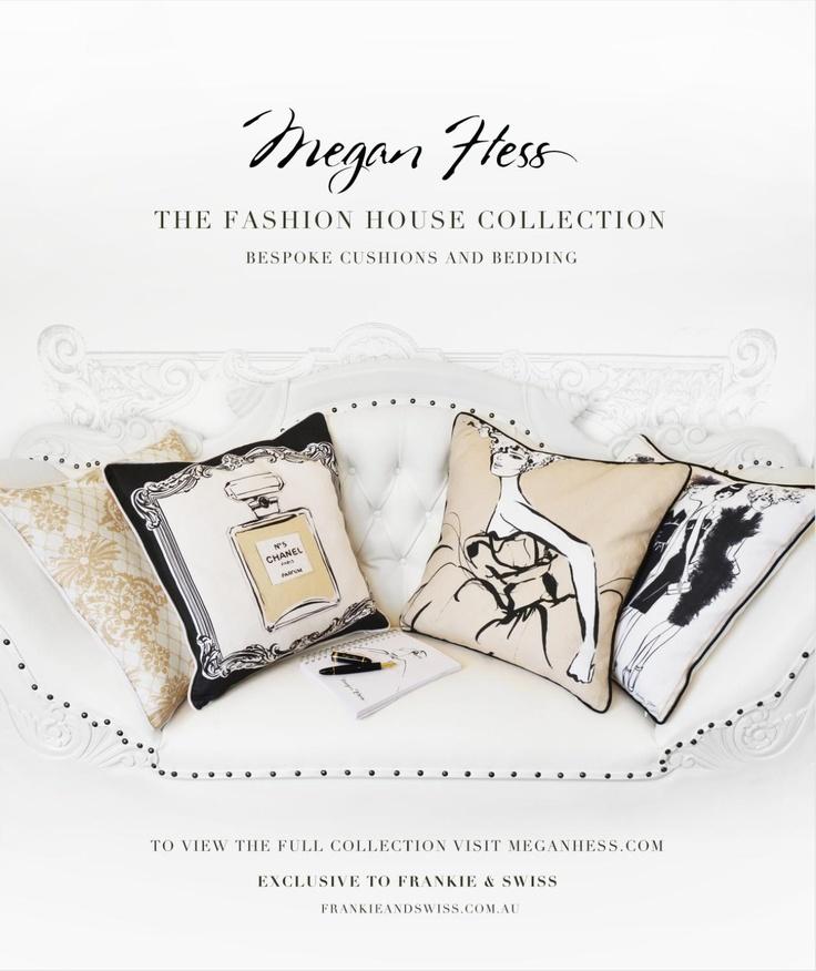 Megan Hess via Adore Home Magazine
