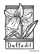 earth flower coloring pages   86 best images about Coloring Pages on Pinterest   Saint ...
