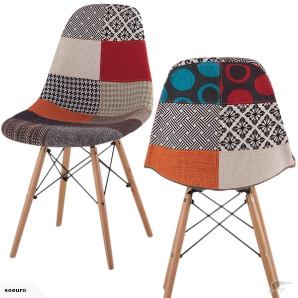 REPLICA DSW Side Chair - Fabric   Trade Me
