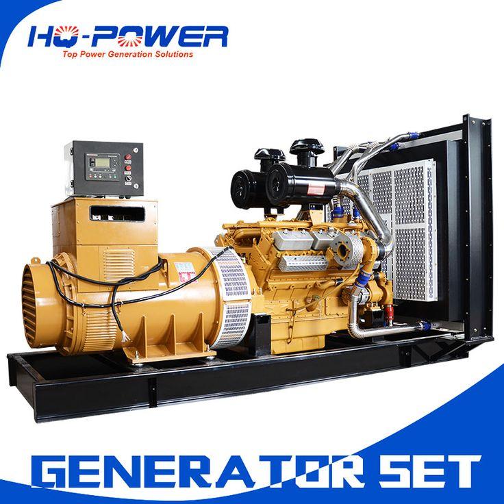 800kw 1000kva powertrain alternative energy commercial generators for hydro plants