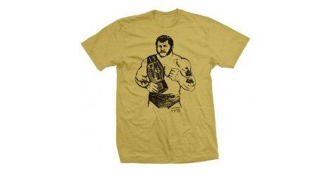 http://www.prowrestlingtees.com/wrestler-t-shirts-1/harley-race/harley-race-drawing-by-tony-atlas.html