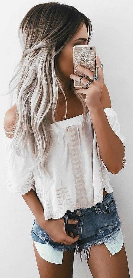 200+ Perfect and Fantastic Trending Summer Outfits 2017 You Should Try Now!