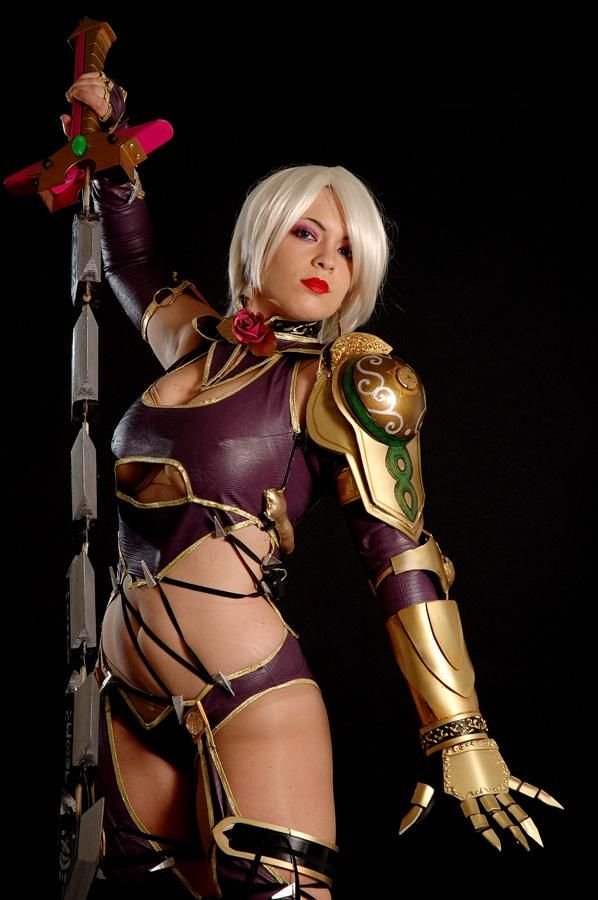 Ivy from soul calibur nude pics