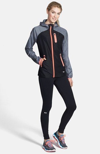 Under Armour Jacket & Leggings available at #Nordstrom
