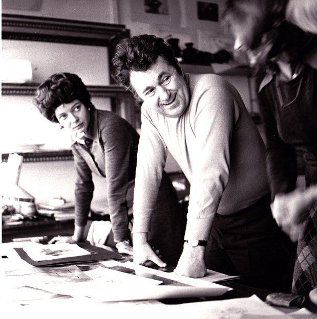 Dargay Attila (1927-2009) Balázs Béla-díjas magyar rajzfilmrendező és képregényrajzoló.