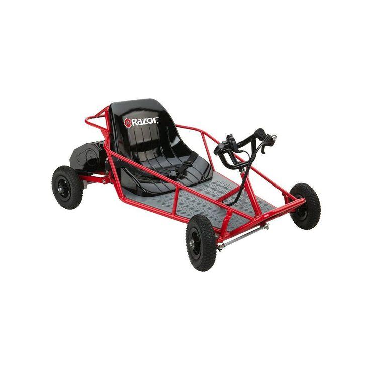 Razor Dune Buggy, Red, Go-Kart