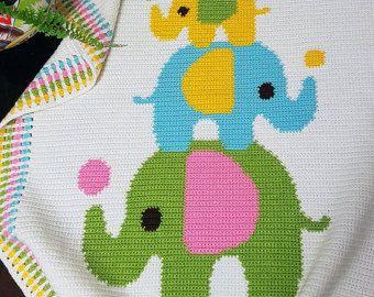 CROCHET Pattern  Baby Blanket Pattern  Stargazer  Crochet