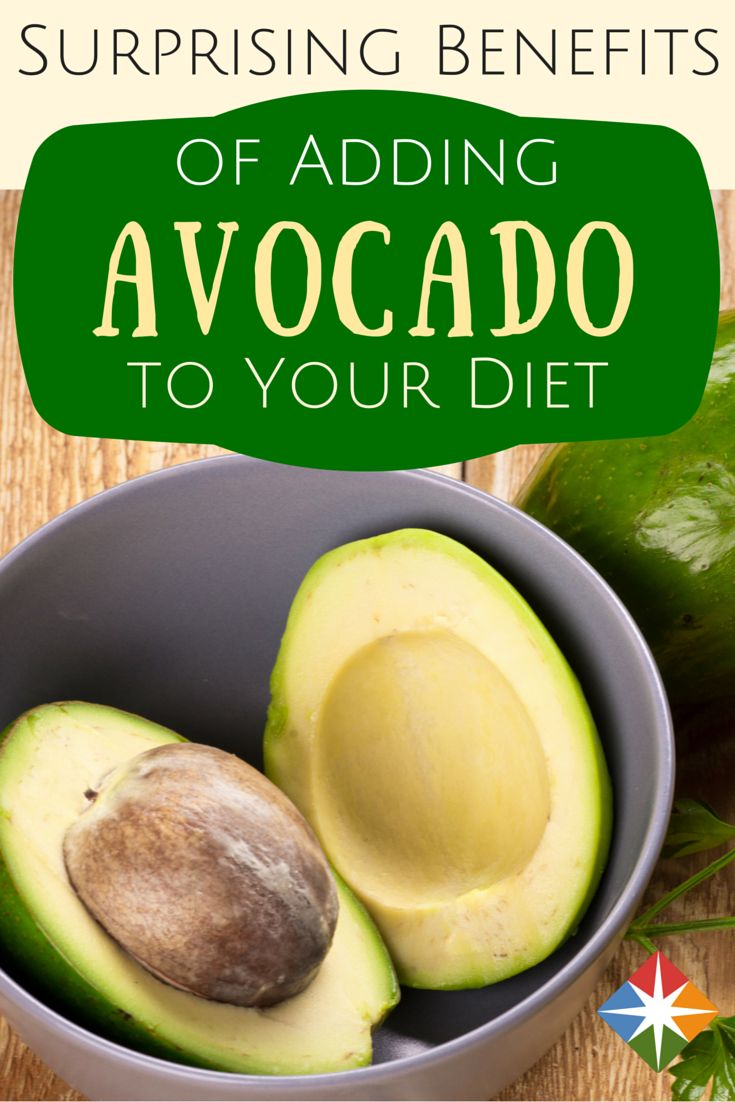 Avocados are not only yummy, but they are a very healthy item to add to your diet! Find out all the benefits that you can get from this great food item!