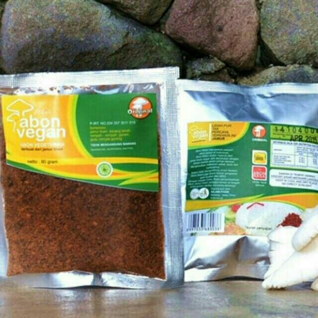 Saya menjual Abon vegan original (tdk termasuk ongkir) seharga Rp18.000. Dapatkan produk ini hanya di Shopee! http://shopee.co.id/jolinshop/1768462 #ShopeeID  For Order, Please contact :  089650359779 BB Pin : 58D6AEC9 Line : Jolinshopjakarta