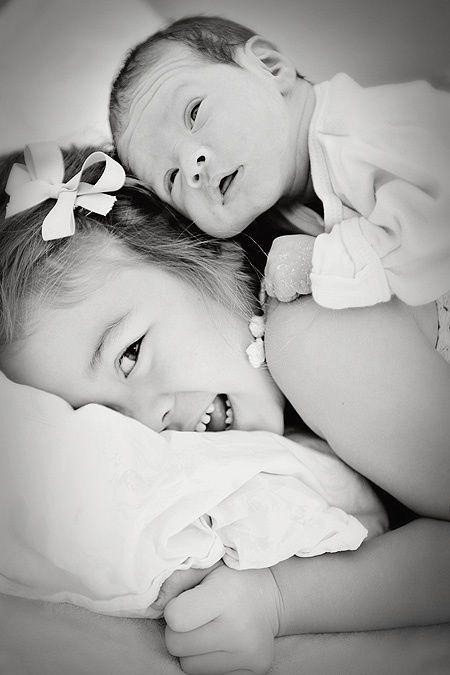 Inspirações para fotos fabulosas de irmãos | Macetes de Mãe