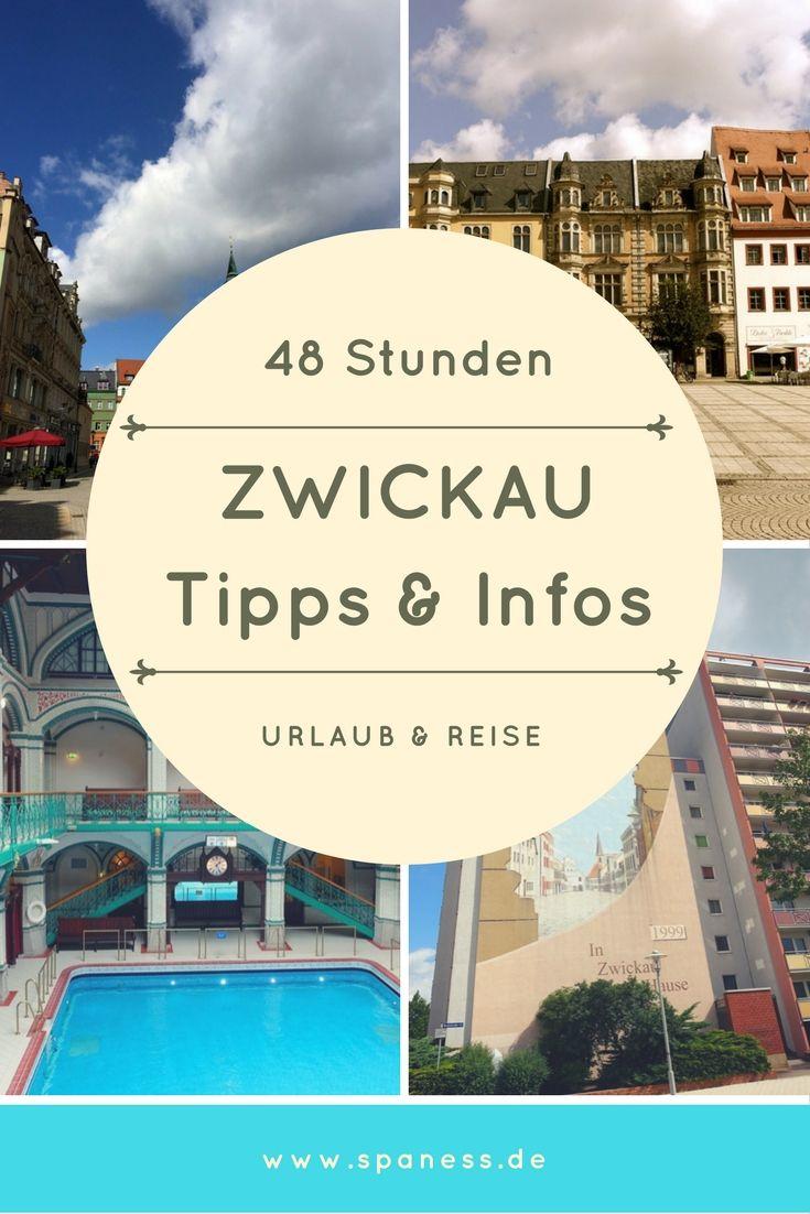 Zwickau Reise - kleiner Zwickau Reiseführer.