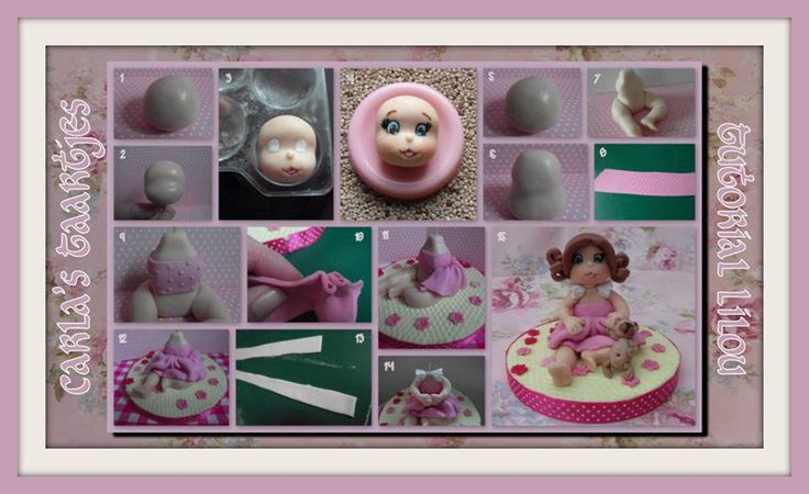 little tutorial from doll Lilou
