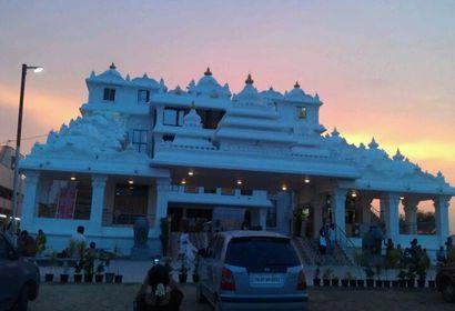 iskcon (hare rama hare krishna) temple chennai