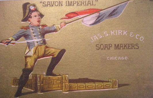 Confezione di sapone