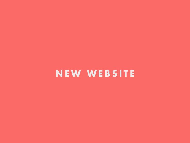 Site launch gif