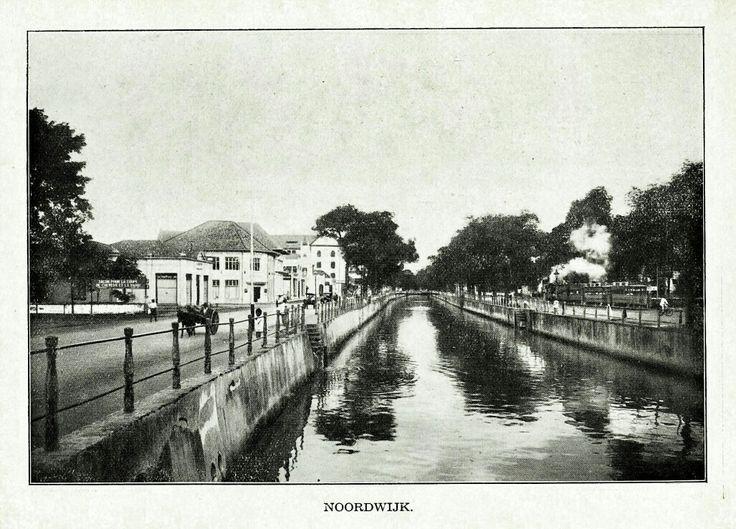 Noordwijk (Jalan Ir. H. Juanda)  Batavia circa 1910