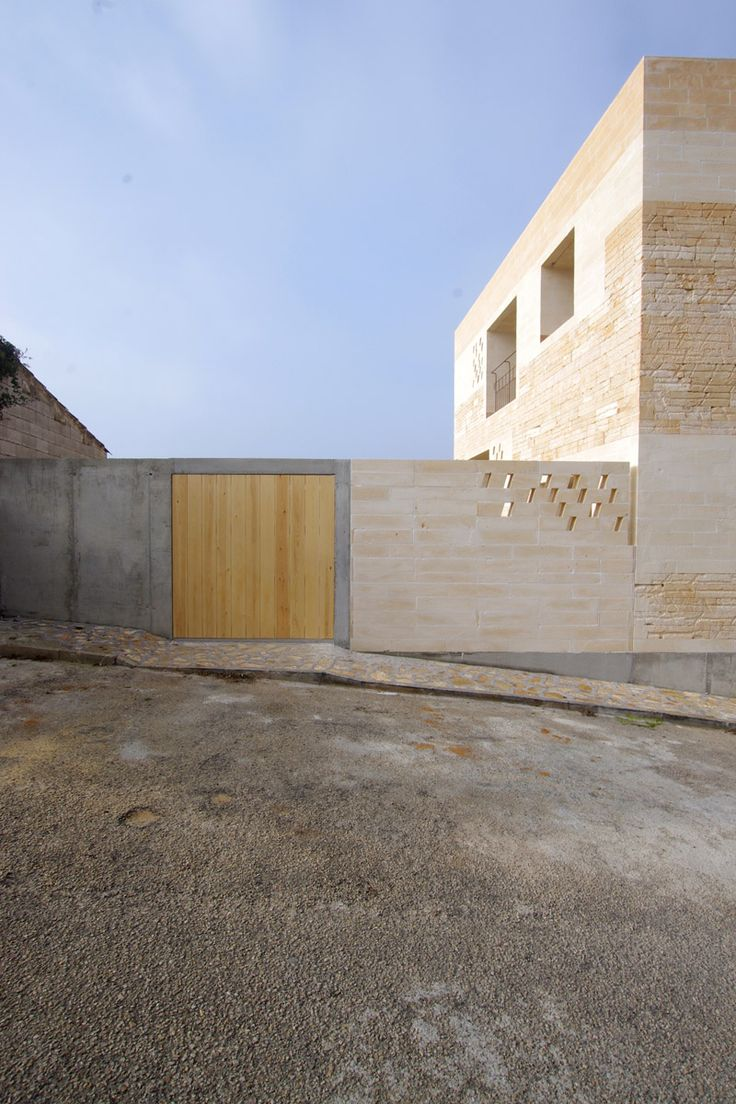 Contemporary design meets local traditions in TEd'A arquitectes' new project