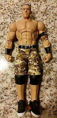 JOHN CENA Wrestling Action Figure WWE Elite Collection Series 17 Mattel 2012