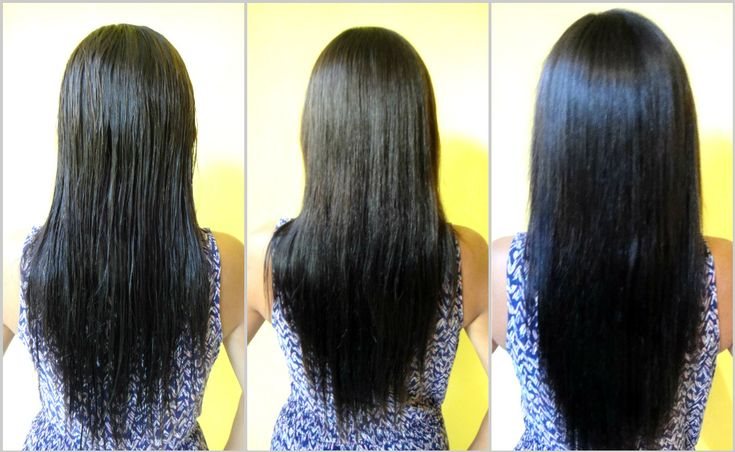 Hair Rebonding or Japanese Straightening - Solution to Nightmare Travel Hair