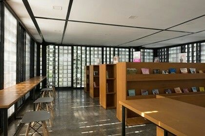 Binary mode: SHAU's Microlibrary in Bandung