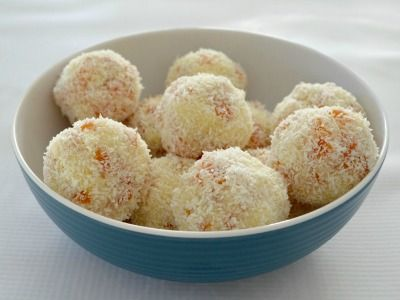 These Three Ingredient Apricot and Coconut Balls are SO EASY to make and are a great recipe to make with the kids. They are also the perfect sweet treat to enjoy after dinner when you are craving a sugar hit - please tell me I'm not the only onewho craves this!?