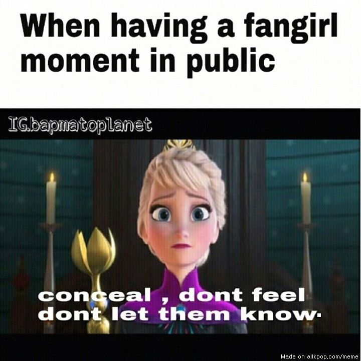 This was totally me at the Backstreet Boys Concert!!!