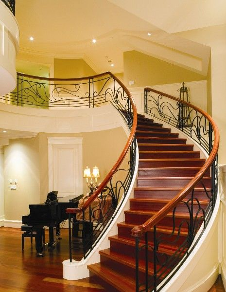 Best 94 Best Images About Stairs On Pinterest Railing Design Foyers And Staircase Design 640 x 480