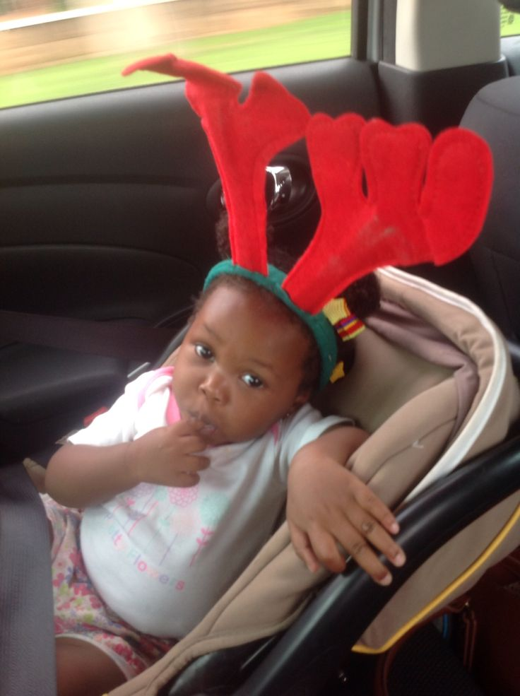 My reindeer princess