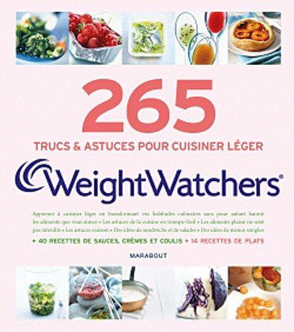Ce livre va vous prouver que manger léger, c'est tout sauf triste et fade ! Weight Watchers vous dévoile les conseils, les tours de main et tout ce que vous devez savoir pour inviter saveurs, odeurs et couleurs à votre table. Débutante ou cordon-bleu, vous trouverez dans cet ouvrage tous les petits plus et recettes qui vont vous permettre de transformer vos repas en véritables moments de plaisir.