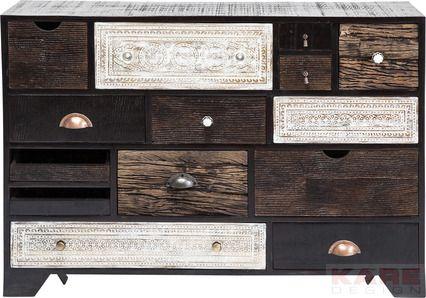 Dresser Finca 14 Drawer