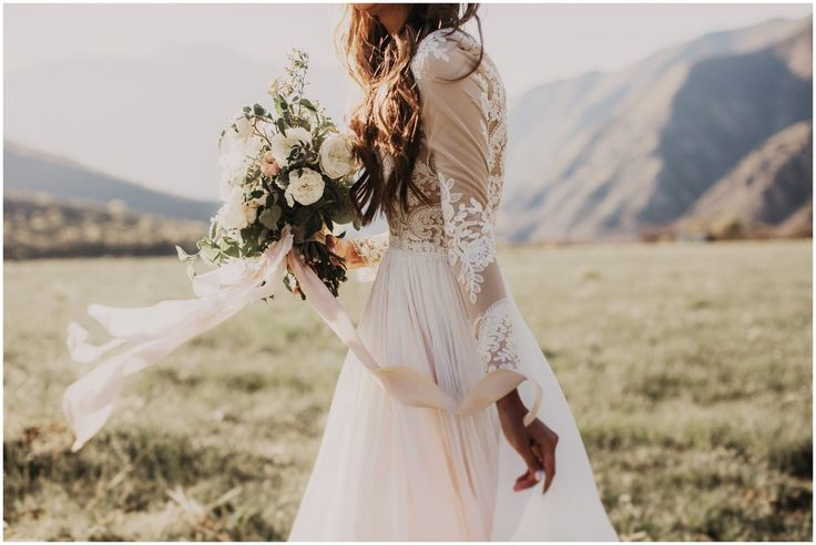 Gabby + Patrick : Mountain Bridals – India Earl Photography