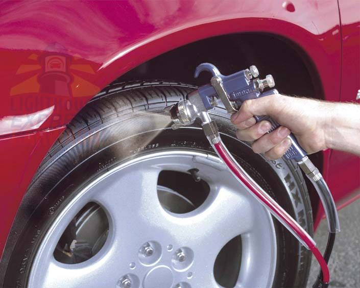 Tires and Wheel Care | Lighthouse Express Car Wash
